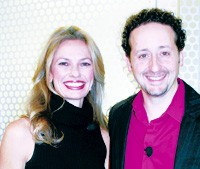 Cheryl Vitali and Mike Indursky