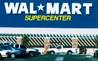 Wal-Mart faced opposition on many fronts in 2004, including being rejected for broad expansion plans in California.