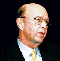 Wilbur L. Ross plans to expand International Textile Group's operations in China.