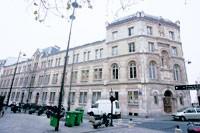 Margiela's new Paris headquarters is in a former industrial design school.