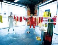 Catherine Malandrino's store.