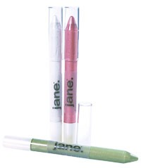 New from Jane: ColorStick Eye Crayons.