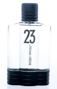 23 by Michael Jordan.