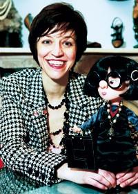 Ellen Carey and Edna
