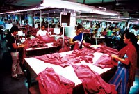 To compete with India's hefty apparel industry, experts suggest smaller countries specialize.