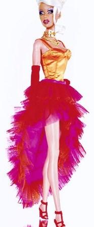 The RuPaul Doll.