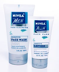 Additions to the Nivea for Men line.