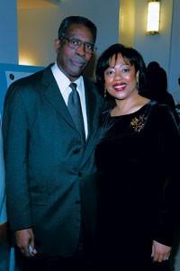 J.J. Thomas and Gail Monroe-Perry