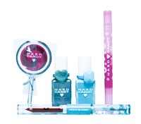 Some of Hard Candy's upcoming launches.