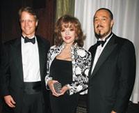 Neil Fiske, Joan Collins and Marc Rosen.