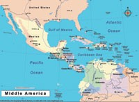 Central America's close proximity to the U.S. is an advantage for trade