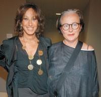 Donna Karan and Li Edelkoort