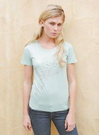 Hysteric Glamour's take on Tinkerbell.