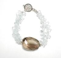 A Dasha Boutique bracelet.