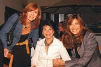 Nicole Miller, Marilyn Hamilton and Carol Alt.