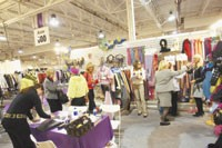 The Ontario Fashion Exhibitors Market, Sept. 24-27, is sold out, with a waiting list of about 30 exhibitors.