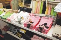 Disney vintage T-shirts.