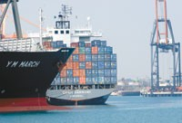 Customs Commissioner Bonner discussed U.S. port security programs.