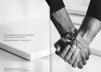 Images in Advertising award winner Kenneth Cole was cited for ads supporting gay marriage.