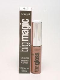 Benefit's Big Magic lip gloss.