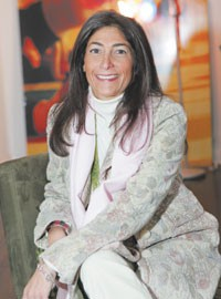 Shelley Marks is the new president at Marika Group.