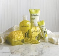 Bodycology's Coconut Lime collection.