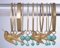 Susanna Galanis Turn Vintage bangle bracelet.