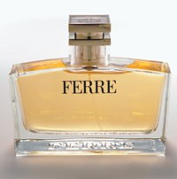 Ferre's new women's scent.