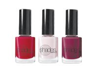 A trio of Shades by Barielle colors.