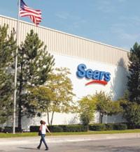 A Sears store in Vernon Hills, Ill.
