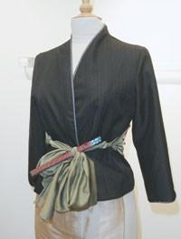 A Wrapture jacket.