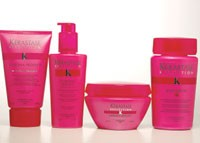 Kerastase Reflection targets color-treated hair.