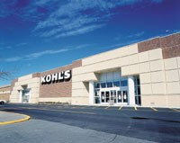 Kohl's scored best with high-end shoppers.