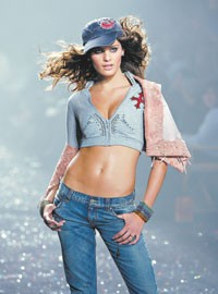 Sweetface by Jennifer Lopez addresses a fashion-forward consumer.