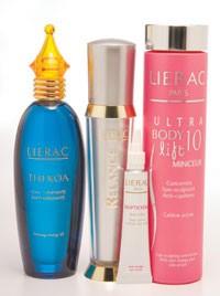 Items from Lierac Paris.