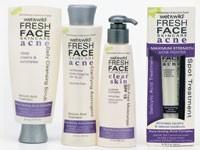 Wet n Wild's acne skin care line.