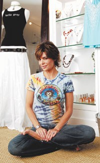 Belle Gray's Lisa Rinna.