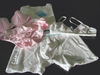 Some of Delta Galil's RealCool Cotton products.