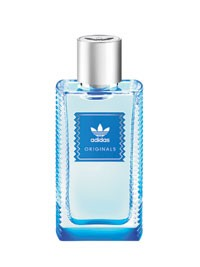 Coty's first Adidas Originals fragrance is a men's scent.