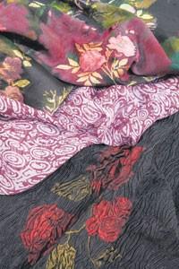 Silks from Verga.
