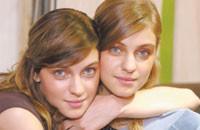 Renata and Agata Kaczoruk