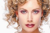 A makeup look created by Schwan-Stabilo.