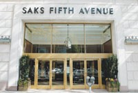The Saks Fifth Avenue Enterprises division of Saks Inc. saw an operating loss of $42.8 million in the quarter.