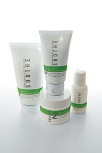 Rodan and Fields' Soothe regimen.