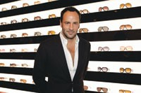Tom Ford at the Silmo trade fair.