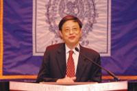 Zhou Wenzhong, China's ambassador to the U.S.