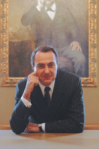 Boucheron president Jean-Christophe Bedos.