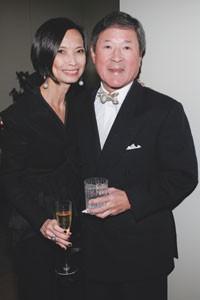 Josie and Kenneth Natori