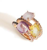 Pomellato's Baby rings.