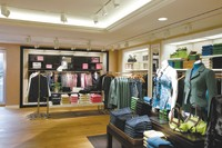 The new Hilfiger store in Zurich is part of the brand's European expansion push.
